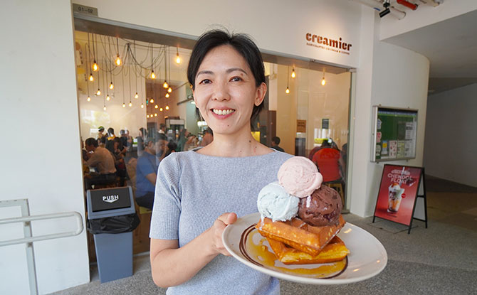 Khoh Wan Chin, 43, Founder of Creamier
