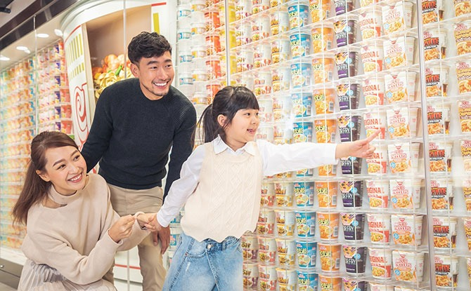 Cup Noodles Museum Hong Kong Has Opened; Customise Your Own Cup Noodles At TST