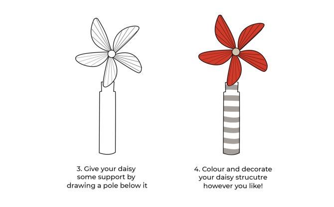 Changi Kids Club Book 2 - Spinning Daisy