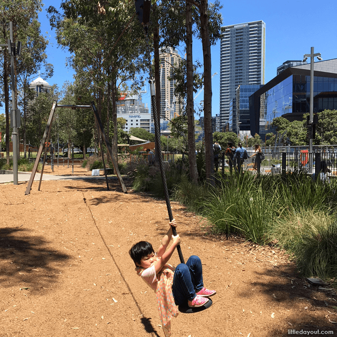 Darling Harbour Children's Playground.
