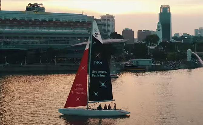 DBS Sailing At The Bay (July 2020)