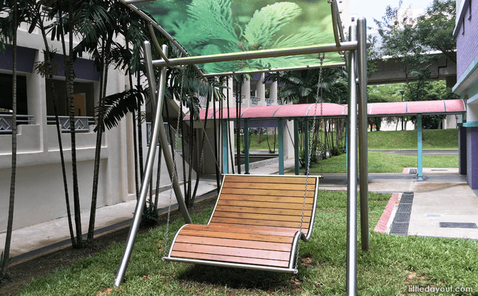 Deck Chair Swing