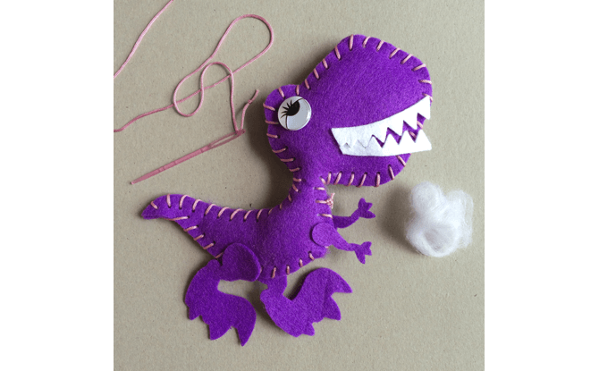Dinosaur Craft - Craft Supplies in Singapore