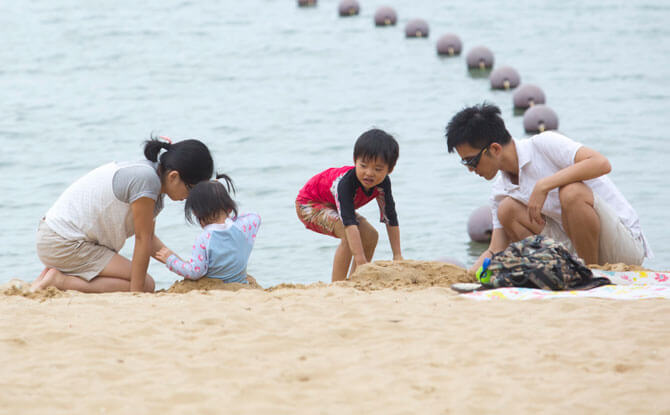 Live Out Your Passion On A Hong Kong Family Holiday