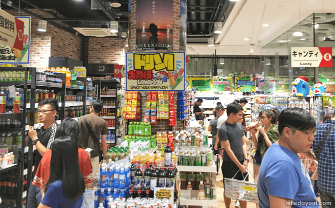 Don Don Donki, Orchard Central