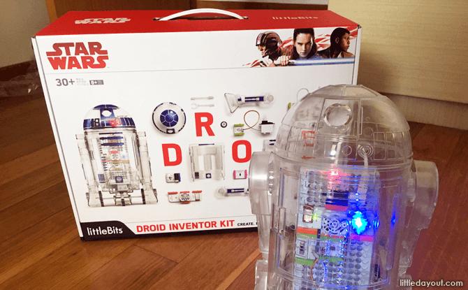 littleBits Star Wars Droid Invention Kit