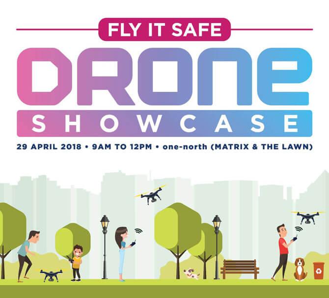 Drone Showcase
