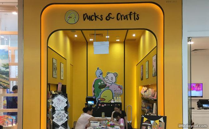 Ducks & Crafts
