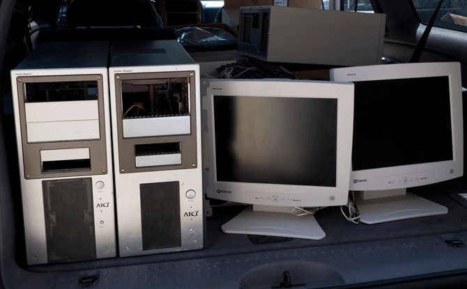 Disposing of e-waste in Singapore