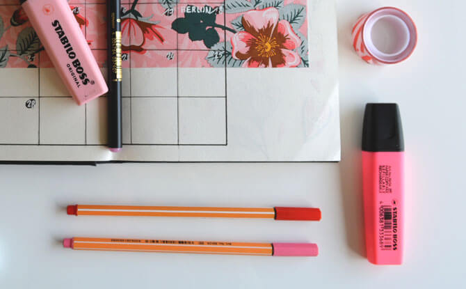 Red Pens - Teachers' Day Gifts