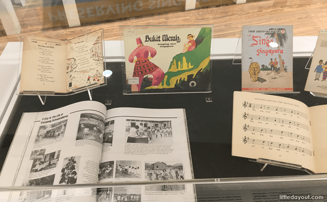 Exhibition at Bedok Public Library