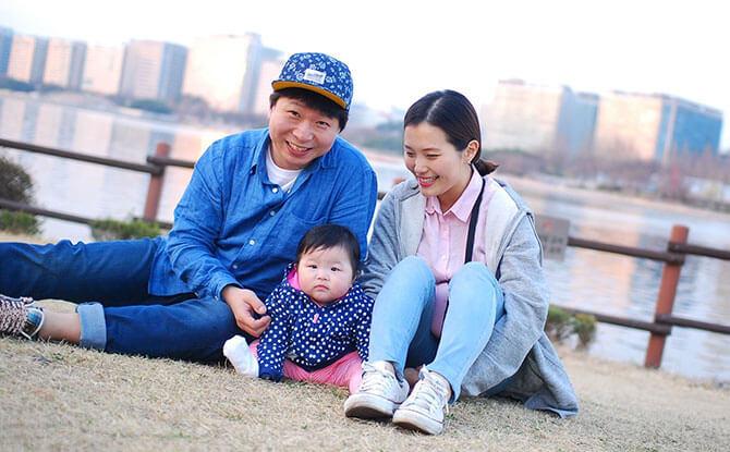 Korean Family
