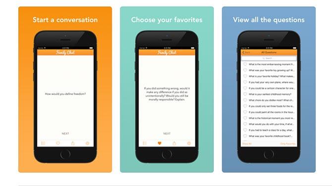 Conversation Starter Apps