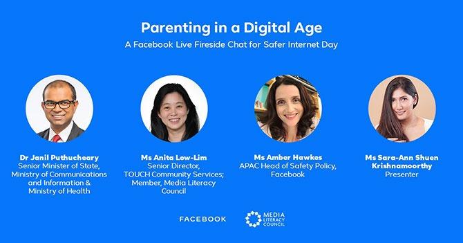 Safer Internet Day 2021 Fireside Chat - Safer Internet Day