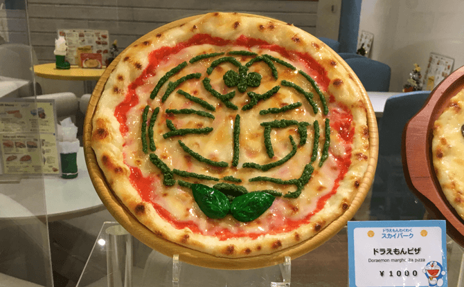 Doraemon Food