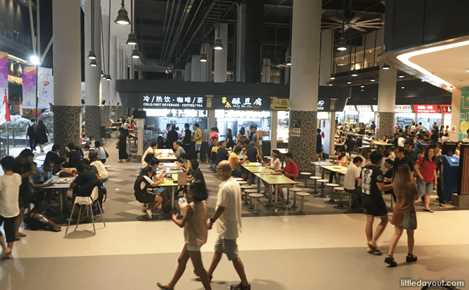Our Tampines Hub Food Court