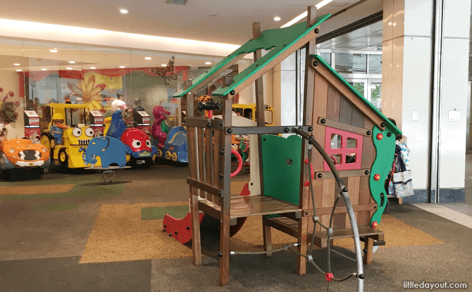 Toddler Playground at City Square Mall