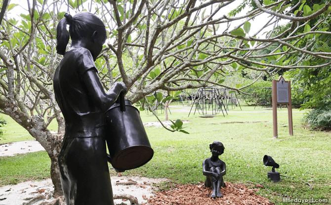 Frangipani Collection, Singapore Botanic Gardens - Singapore Botanic Gardens: 15 Favourite Nature Spots