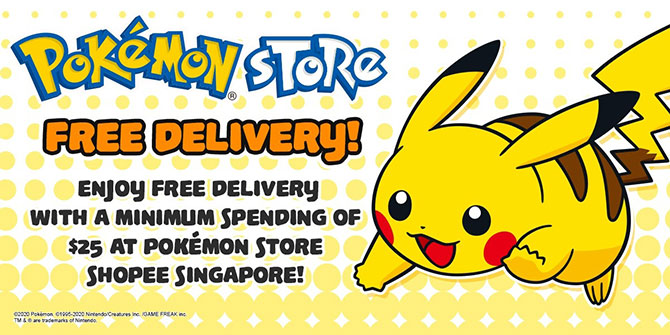 Free Shipping with Minimum Spend