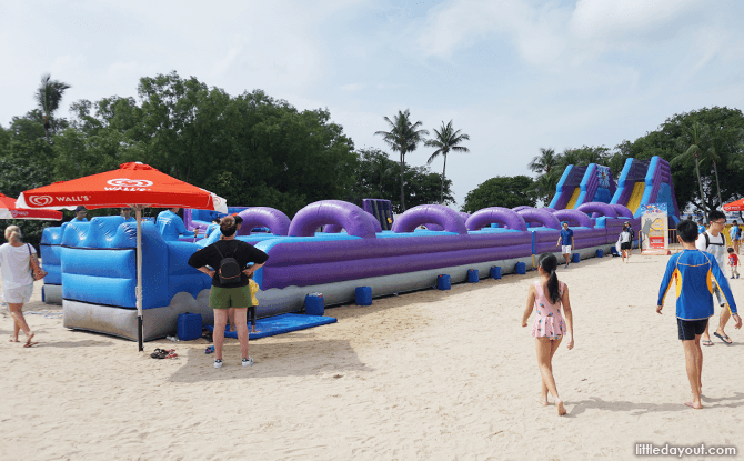 FunFest 2018 with We Bare Bears at Sentosa