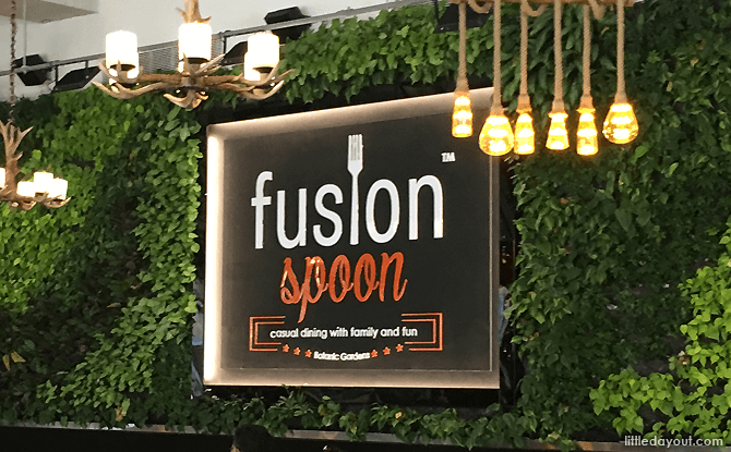 Fusion Spoon Restaurant