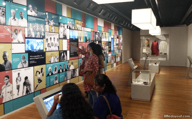 Indian Heritage Centre Gallery