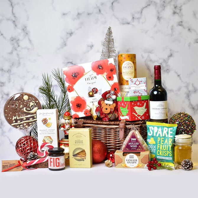 Christmas Hampers in Singapore 2019
