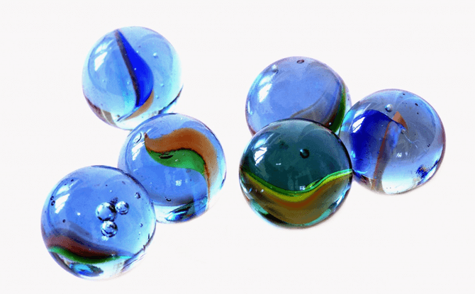 Marbles - Old School Games
