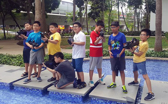 Laser Tag Party - Action-packed birthday party in Singapore