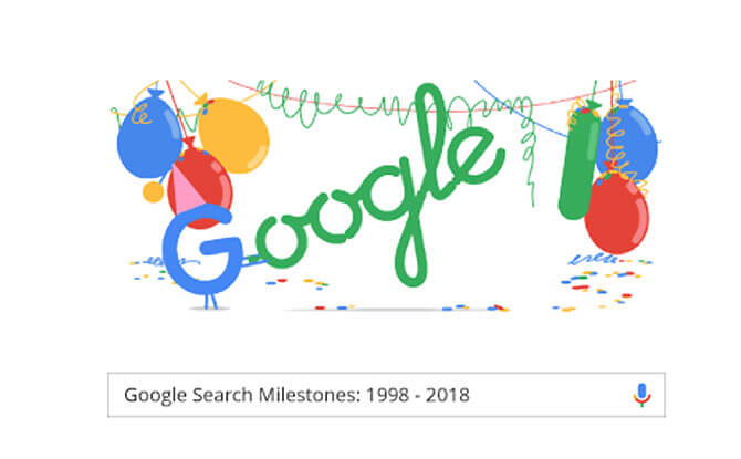 Google Search Has Turned 20: What's Next And Why We Are Excited