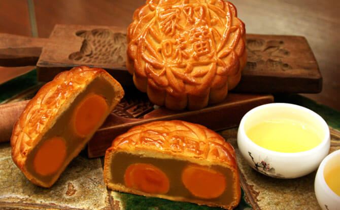 Grand Mercure Singapore Roxy Mooncakes in Singapore 2018