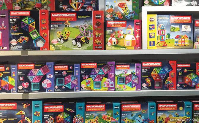 Growing Fun - Toy Shops in Singapore