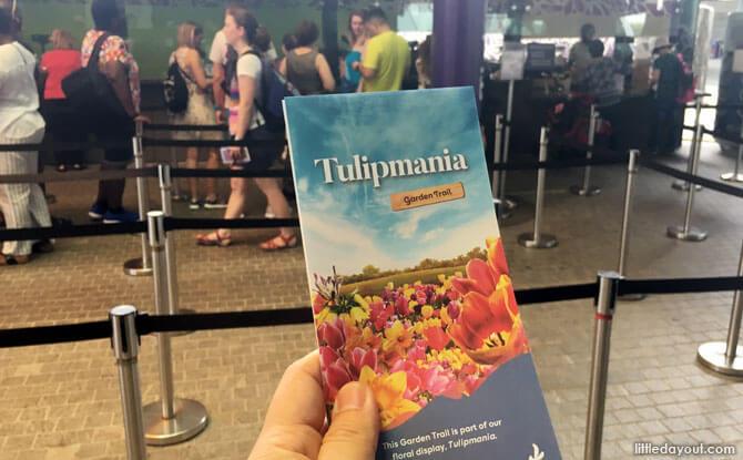 Tulipmania Garden Trail