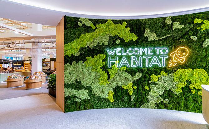 habitat by honestbee