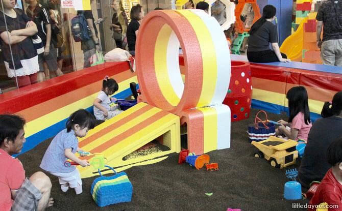 Happy Castle Seletar Mall