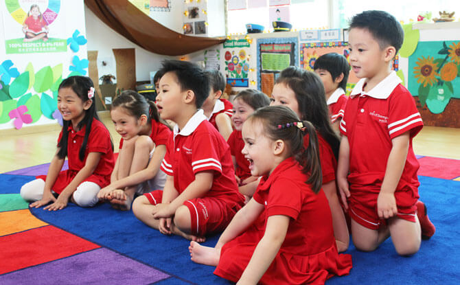 Be a Champ at Learning Chinese at MindChamps