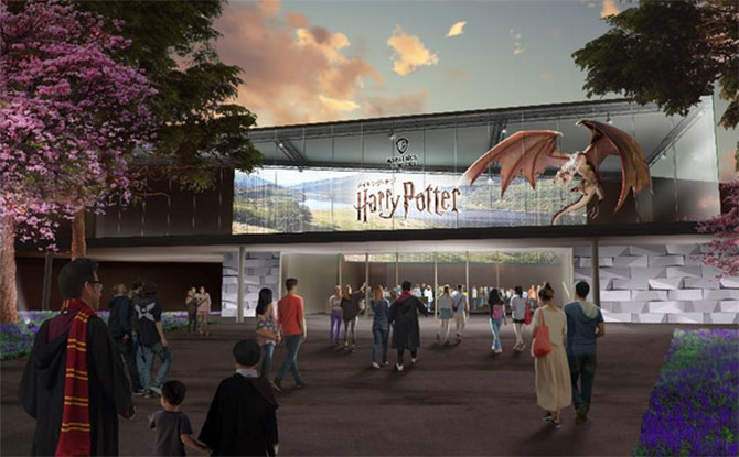Tokyo Is Getting A Harry Potter Studio Tour Attraction In 2023