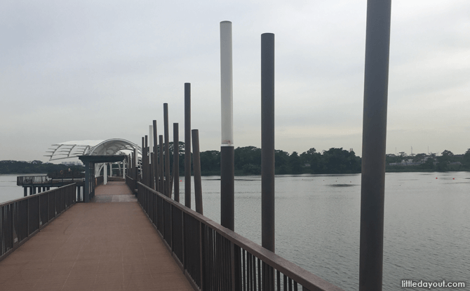 Heritage Bridge, Lower Seletar Reservoir Park