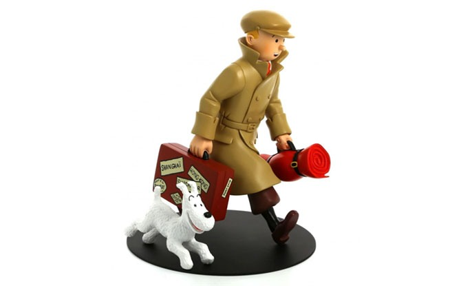 Tintin Homecoming