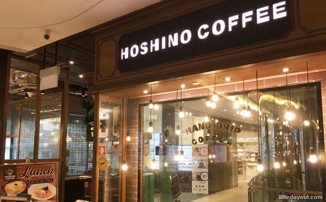 Hoshino Coffee, Holland V