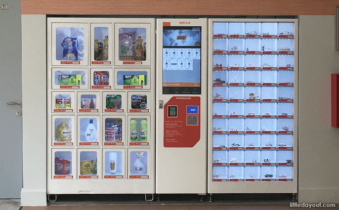 Household Items Vending Machine
