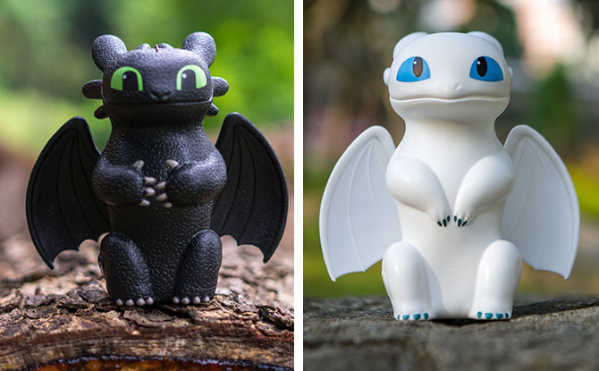 Cute How To Train Your Dragon Collectible Cups At GV Cinemas