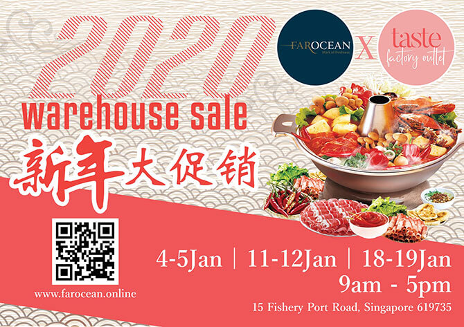 Far Ocean Warehouse Sale