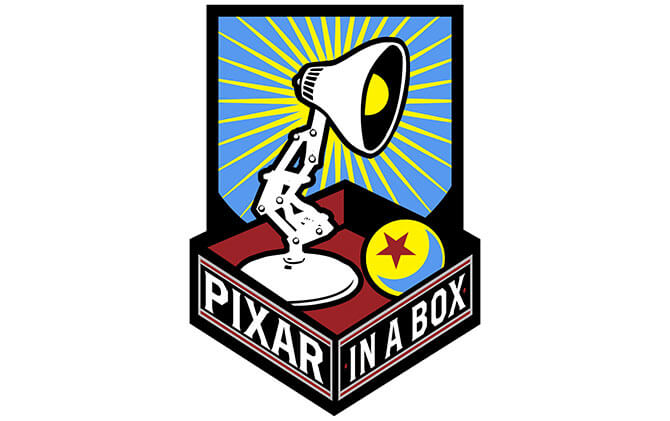 Pixar In A Box Online Course