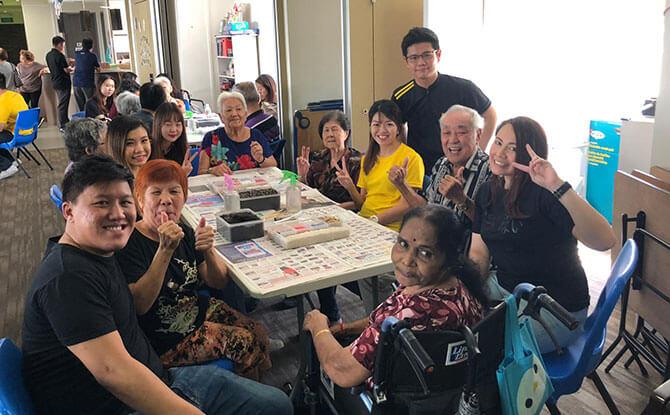 Lions Befrienders - Charities in Singapore