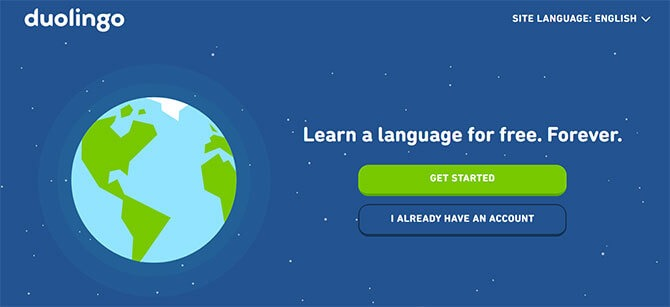 Duolingo's Free Language Courses