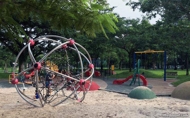 Inclusive Playground, Bishan-Ang Mo Kio Park