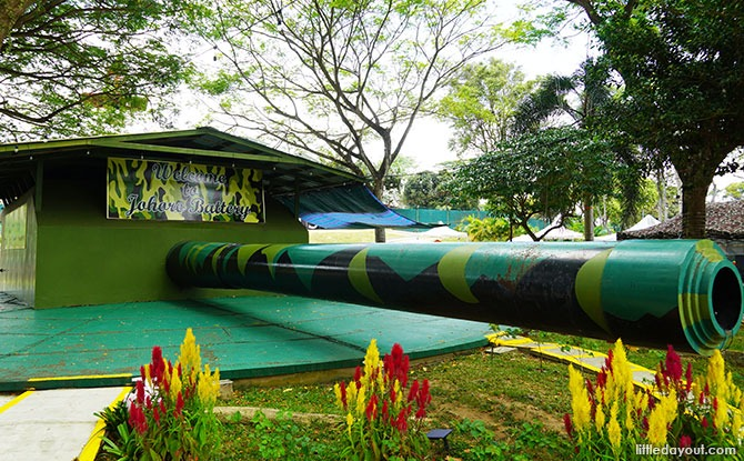 Visiting Johore Battery: Things I Learnt About The Fall Of Singapore