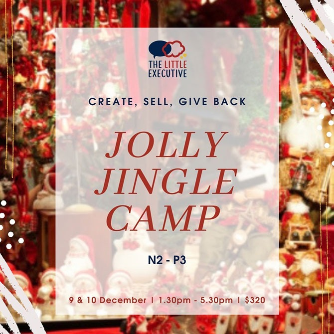 The Little Executive's Jolly Jingle Camp