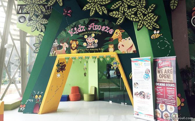 Kidz Amaze, SAFRA Jurong